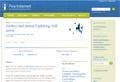 Twitter and Status Updating, Fall 2009