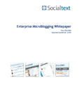 Enterprise Microblogging whitepaper