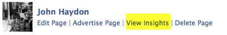 Facebook-Page-View-Insights