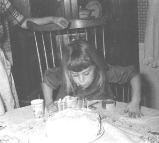 Beth at 6