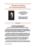 strategic-marketing-for-social-entrepreneurs