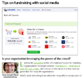 tips-on-fundraising-with-social-media