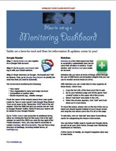 Monitoring-Dashboard