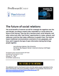 PIP_Future_of_Internet_ 2010_social_relations