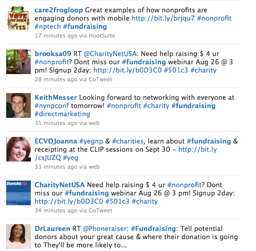 40 Hashtags For Social Good Socialbrite