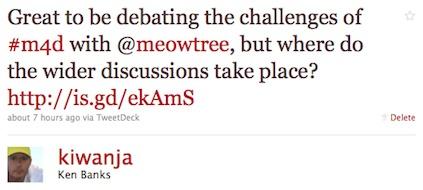 Debate-Tweet