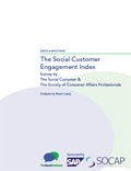 The Social Customer Engagement Index