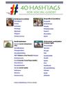 40-hashtags-for-social-good