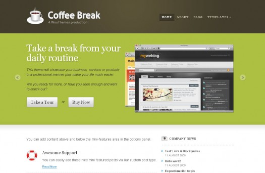 coffee-break-wordpress-cms-theme