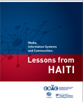 Lessons from Haiti