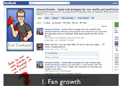 measure Facebook Page fan growth