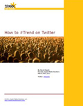 How to #Trend on Twitter
