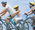 green-bicycling