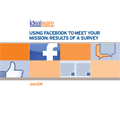 Using Facebook to Meet Your Mission