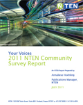 2011 NTEN Community Survey Report