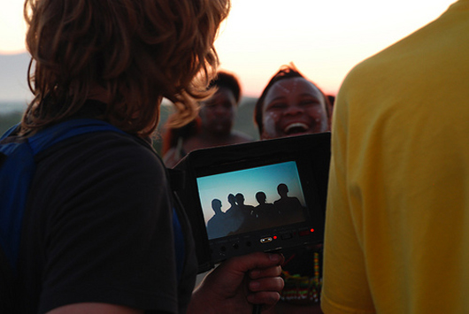 nonprofit video scene