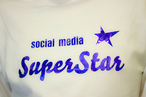Twitter superstar