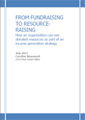From Fundraising to Resource-Raising