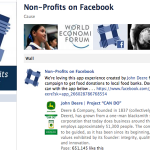 Nonprofits on Facebook