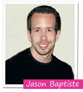 CEO Jason Baptiste