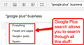 create content Google Plus