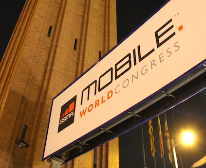 Mobile World Congress. Photo: Ken Banks