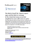 web-is-dead