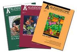 nonprofit magazine Kaleidescope