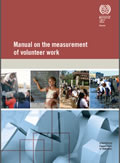 Manual on the measurement of volunteer work