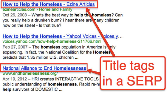 Title tags: One way to boost search engine results - Socialbrite