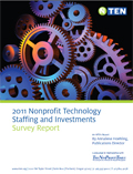 2011 Nonprofit Technology Staffing and Investments