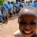 New campaign: Give Up a Gift for Africa