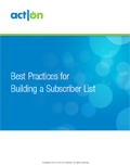 Best Practices for Building a Subscriber List
