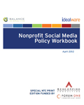 Nonprofit Social Media Policy Workbook