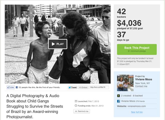 Kickstarter - Brazil