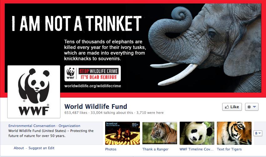 WWF Facebook