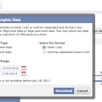 Dive deeper into Facebook Page Insights