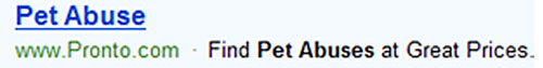 Pet-abuse