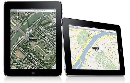 Geoloco-on-iPad