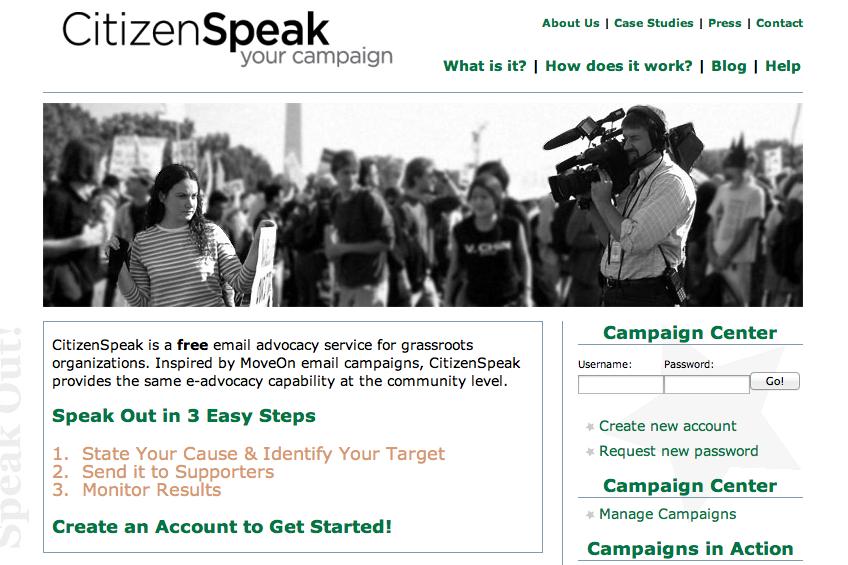 CitizenSpeak