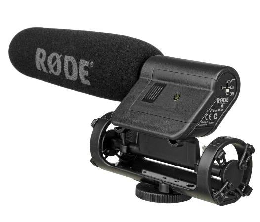 RodeVideoMic