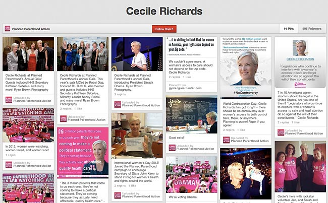 Cecile-Richards
