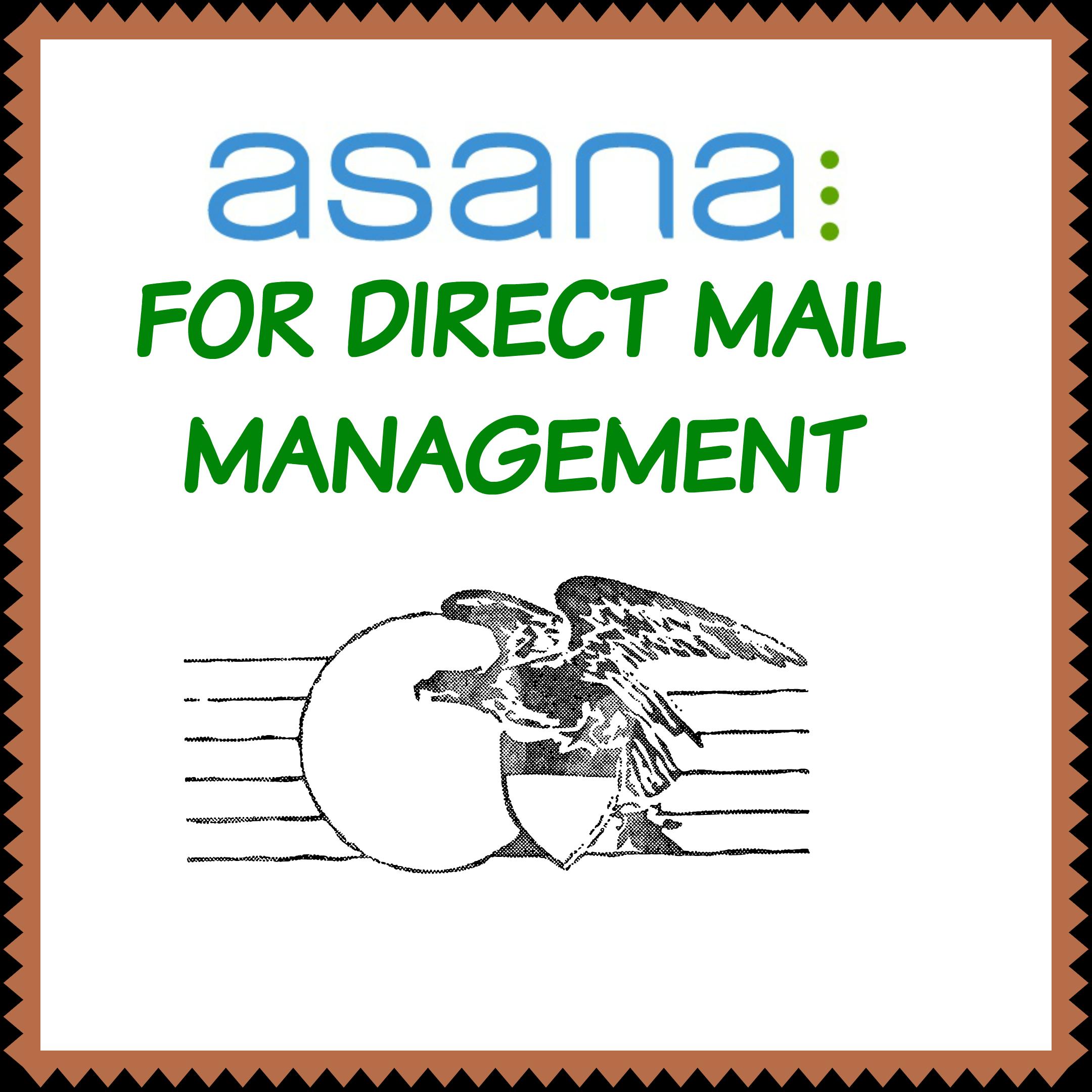 ASANA FOR DM