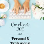 Your 2019 personal & professional strategic plan